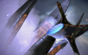 Picture mass effect, art, Citadel, Destiny Ascension, The Path Of Destiny