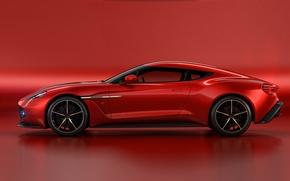 Picture Concept, background, Aston Martin, Aston Martin, Zagato, Vanquish, vankvish