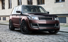 Picture Project Kahn, Land Rover, Range Rover, land Rover, range Rover