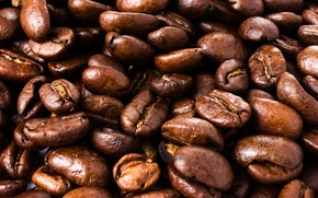 Picture macro, grain, Coffee, placer, roasting, Arabica