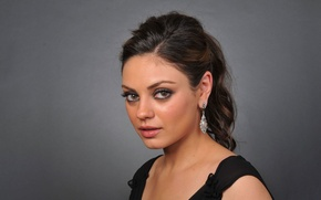 Picture eyes, face, Mila Kunis, actress
