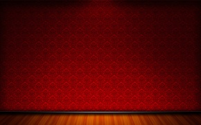 Wallpaper red, wall, floor, background, wall, texture