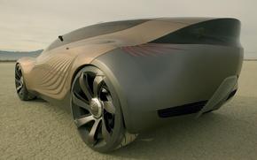 Picture Lake, Mazda, The concept