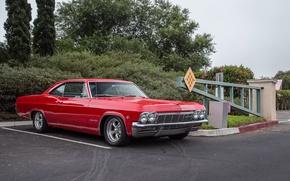 Picture Chevrolet, 1965, Impala