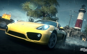 Picture Porsche, Need for Speed, nfs, 2013, Rivals, NFSR, NSF, Cayman 2014