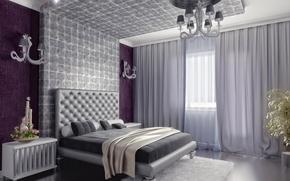Picture design, furniture, bedroom, design