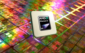 Picture processor, brand, amd