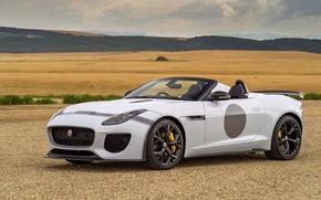 Picture Jaguar, Jaguar, UK-spec, F-Type, 2014, Project 7