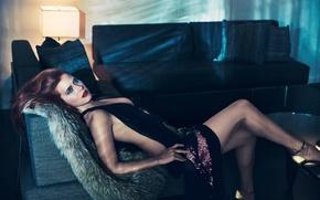 Picture photoshoot, Amy Adams, Vanity Fair