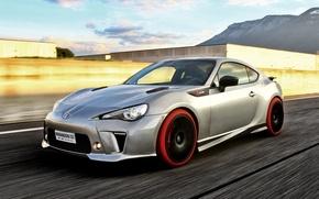 Picture car, Toyota, speed, Marangoni, GT86-R, Eco Explorer