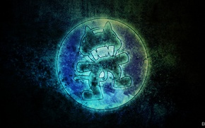 Wallpaper music, logo, monstercat