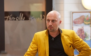 Picture Yellow, Jacket, Dmitriy Nagiev, Ponte, Paphos