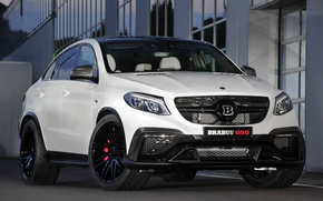 Picture Mercedes-Benz, Brabus, Mercedes, AMG, Coupe, BRABUS, AMG, 2015, C292, GLE-Class