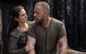 Wallpaper Russell Crowe, Russell Crowe, Noah, Noah, Jennifer Connelly, Jennifer Connelly