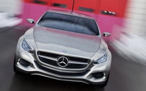 Picture car, f800, Mercedes-benz