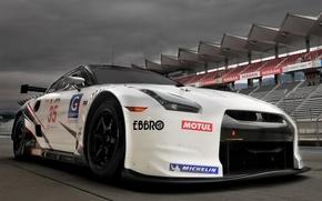 Picture GTR, Nissan, motorsport, racer