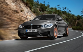 Wallpaper BMW, coupe, BMW, GTS, F82, 2015