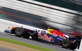 Picture Formula-1, Mark Webber, Red Bull RB7, Red Bull, Speed, Red Bull Racing Renault, Formula 1, ...