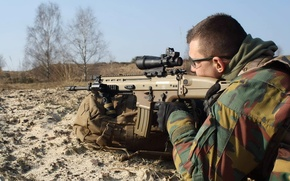 Picture army, soldiers, Belgian Para-Commandos