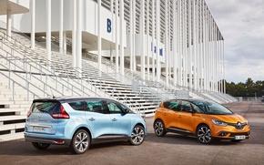 Picture Renault, Cars, Scenic, 2016, Metallic