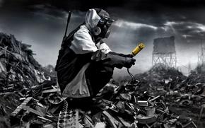 Picture art, romantically apocalyptic, Romance Of The Apocalypse, alexiuss, non radioactive soup