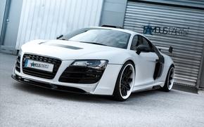 Picture Audi, Design, Prior, PD-GT850, White Phoenix 2014, r8