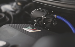 Picture turbo, logo, black, nikon, engine, octavia, skoda, d3200, blowoff
