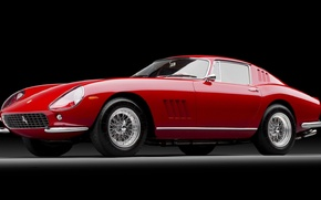 Picture Ferrari, GTB, 275