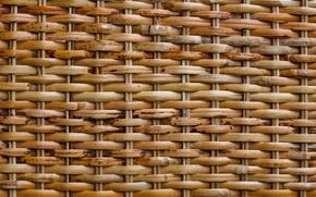 Picture pattern, basket, Wicker