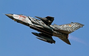 Picture 2011, Germany, September 26, Panavia Tornado ECR, Neuburg - Zell (ETSN)