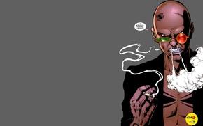 Picture comic, character, Spider Jerusalem, Spider Jerusalem, transmetropolitan