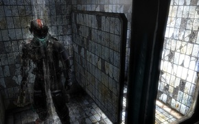 Picture Game, Dead Space 3, Isaac, Klark