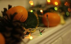 Picture lights, glare, Mandarin