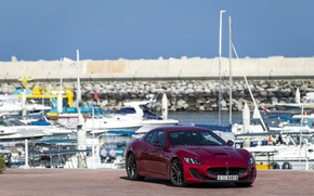 Picture Maserati, Turismo, Gran