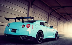 Picture auto, sports car, Nissan, nissan gtr, hq Wallpapers