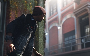 Picture Game, Sucker Punch, PlayStation 4, Delsin Rowe, PS4, Sony Computer Entertainment, Infamous: Second Son