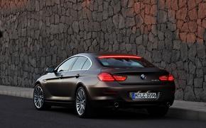 Picture car, machine, 2013 BMW 6-Series Gran Coupe