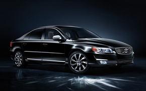 Picture Volvo, Black, Sportvan, S80-1 T6