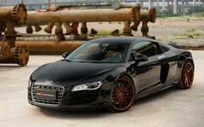 Picture Audi, Forged, Series, V10, Vossen, Precision, R8