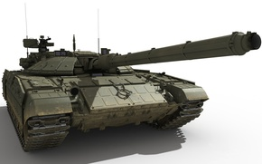 Picture tank, the concept, armata