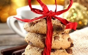 Picture holiday, Christmas, New year, Christmas, New Year, sweets, cookies
