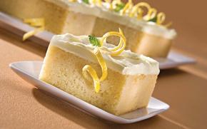 Picture cake, lemon, food, cake, dessert, dessert, sweet, food, cake, lemon