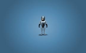Picture people, robot, figure, police, robocop, Robocop