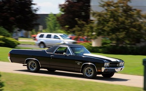Picture Chevrolet, Chevy, Super Sport, The Way, car. classic
