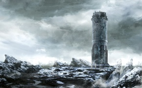 Picture tower, The Witcher, The Witcher 3: Wild Hunt