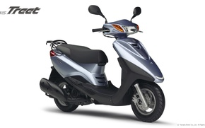 Picture yamaha, motorcycle, scooter