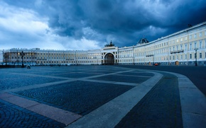 Picture Russia, Peter, Saint Petersburg, Palace square, St. Petersburg