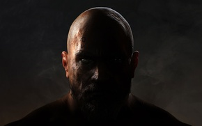 Picture background, man, tattoo, video game, Lords of the Fallen