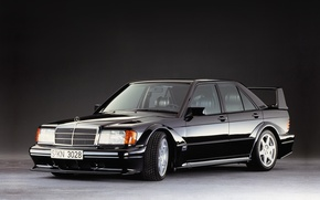 Picture mercedes-benz, EVO, w201