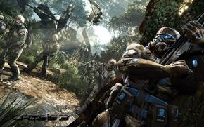 Picture art, Electronic Arts, action, crytek, Crysis 3, CryEngine 3